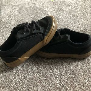 Sperry deckfin Black